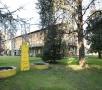 Fabbrica Borroni Bollate - Il giardino